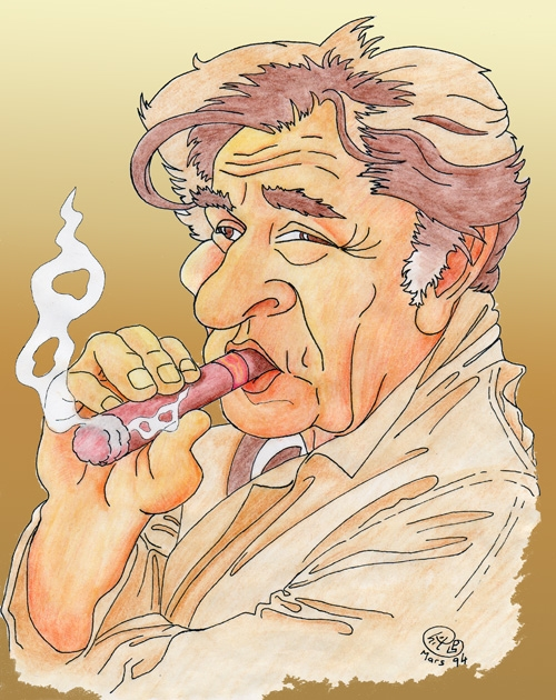 Peter Falk by PhilLP